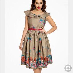 Lindy bop squirrel dress